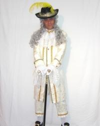Costume Giacomo Casanova