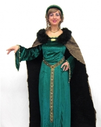 Costume Lady Camelot