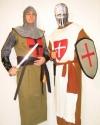 Costumi Cavalieri Medioevali