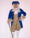Costume Capitano Wilman