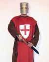 Costume Cavaliere Medioevale
