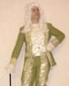Costume Casanova Verde