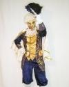 Costume Casanova Blu
