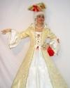 Costume del 700 Maria Teresa